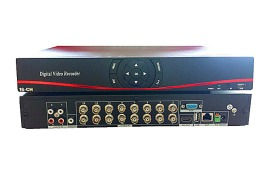 Поступление 16 канальных AHD видеорегистраторов цена 9500 р